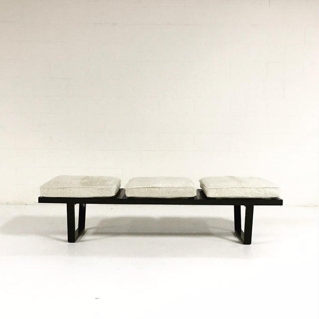 George Nelson for Herman Miller Model 4692 Platform Bench - Image 3 of 11