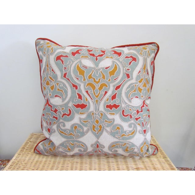 Villa home collection accent pillow chairish for Villa home collection pillows