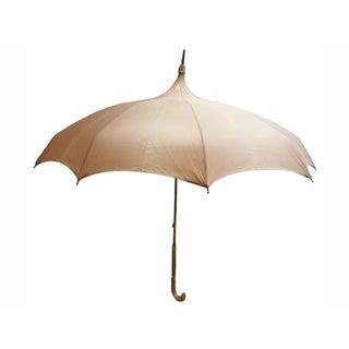 Antique Victorian Parasol Umbrella