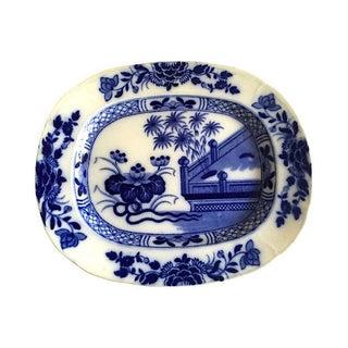 Antique English Platter