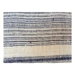 Image of Homespun Striped Linen Fabric - 10.5 Yards