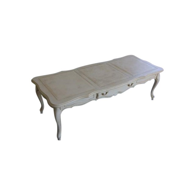 Vintage Shabby Chic Coffee Table - Image 1 of 3