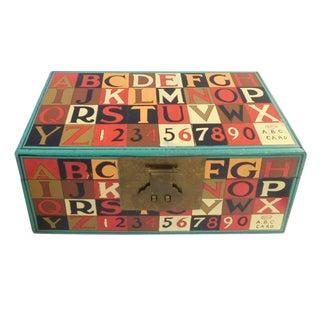 Chinese Rectangular Storage Box
