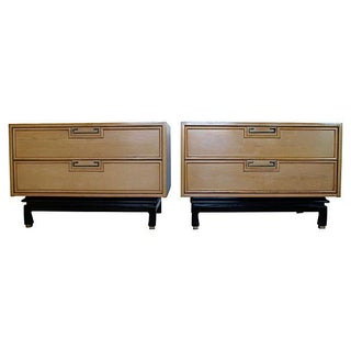 Vintage American of Martinsville Nightstands - A Pair