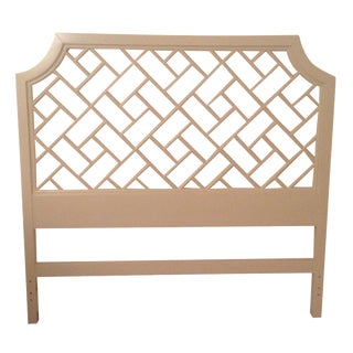 Pottery Barn Everett Queen Size Headboard