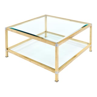 Vintage French Mid-Century Modern Coffee Tables- 1 Available