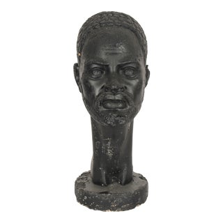 Mid 20th Century Sculpted Bust