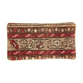 Vintage Anatolian Turkish Rug Pillow