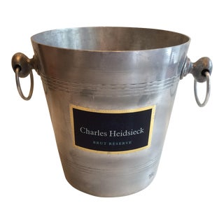Charles Heidsieck Champagne Bucket