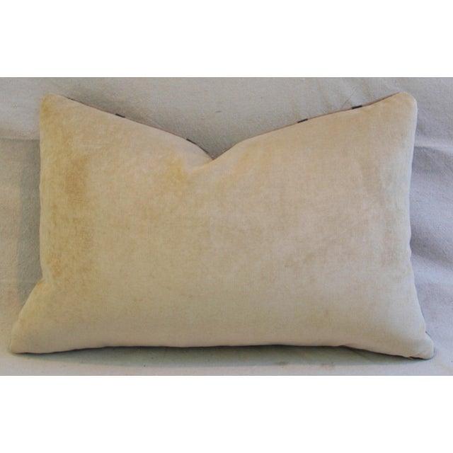 Gucci Cashmere & Velvet Pillows - a Pair - Image 8 of 10