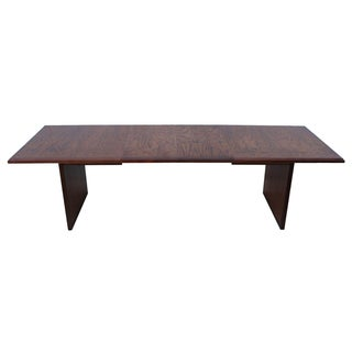 Phillip Lloyd Powell Style Dining Table
