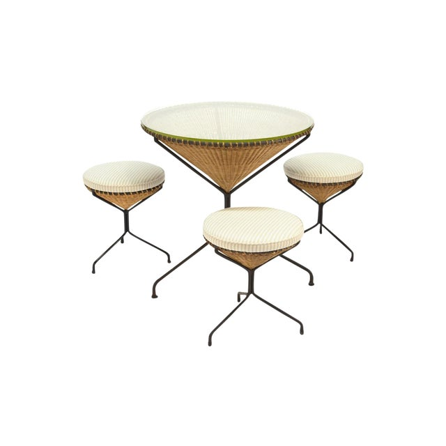 Dinette Set by Danny Ho Fong for Tropi-Cal - Image 1 of 8