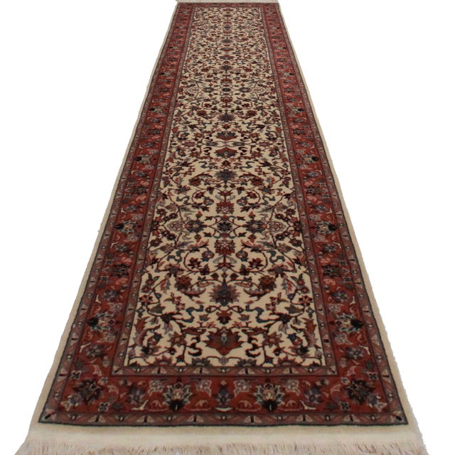 RugsinDallas Persian Hand Knotted Wool Rug - 2′6″ × 11′ - Image 2 of 2