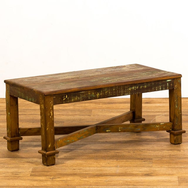 Antique Coffee Tables Ireland: Antique Solid Wood Coffee Table