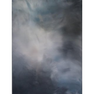 """""""Ghost Clouds"""" Abstract Art by Kris Gould"""