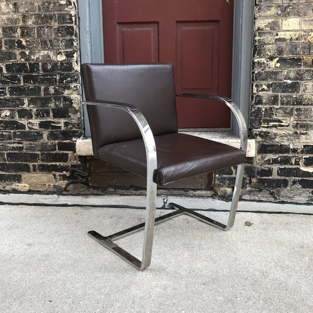 Image of Knoll BRNO Bar Chair
