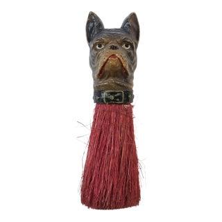 English Bakelite Bulldog Bristle Brush