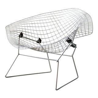 Bertoia Diamond Mid-Century Accent Chair