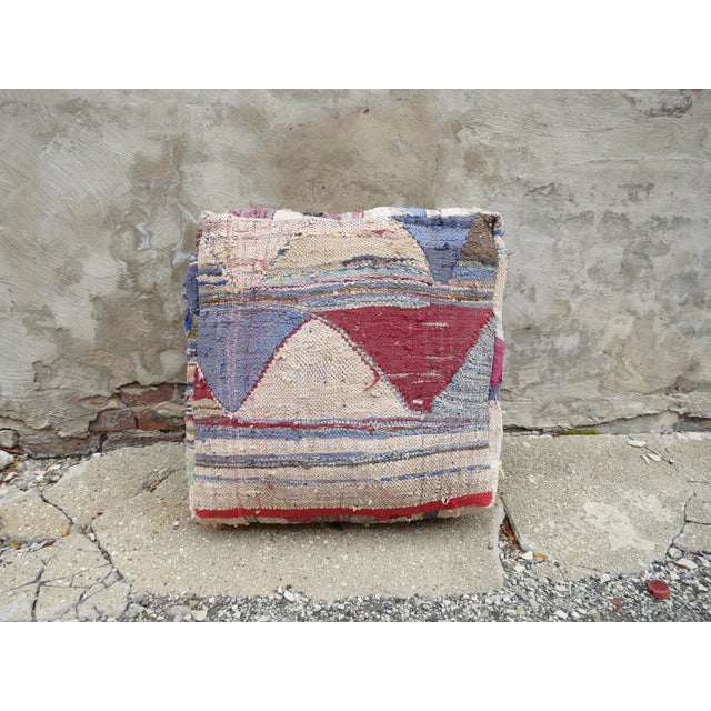 Floor Pillows Moroccan : Moroccan Floor Pillow Chairish