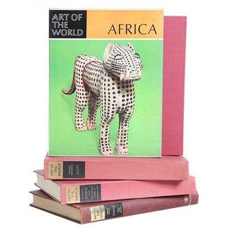 Gilded Rose Global Art Books - S/4