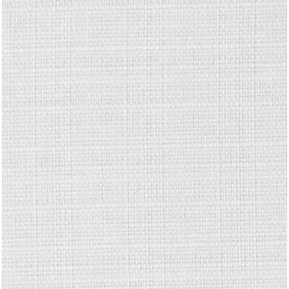 Duralee White Basketweave Fabric - 10 Yards