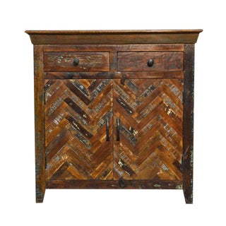 Reclaimed Sideboard Free Standing Cabinet