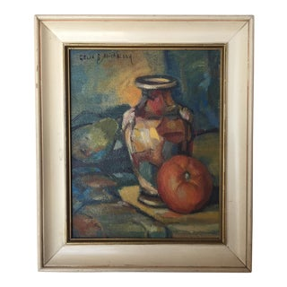 Original Oil Painting Still Life