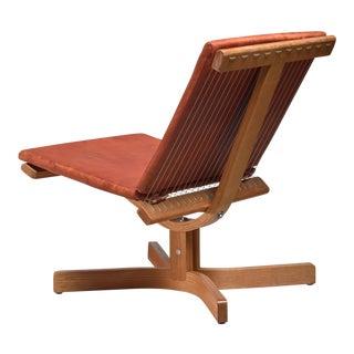Jorgen Hovelskov prototype chair, Denmark, 1960s