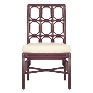 Selamat Designs Plum Brighton Side Chair