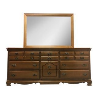 Maple Hardwood Dresser by Gillespie Gilcrest