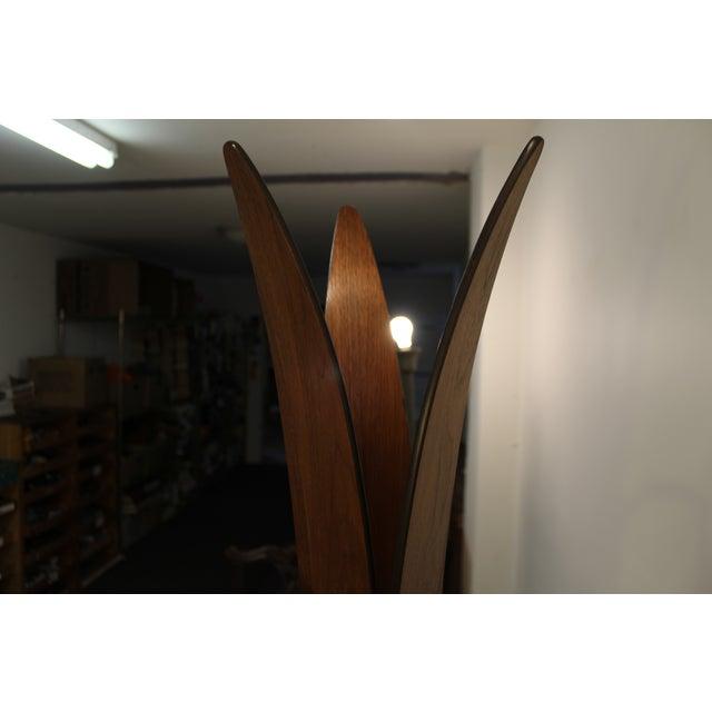 Image of Mid-Century Amorphous 3-Way Lamp