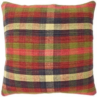 "Vintage Kilim Pillow   20"""