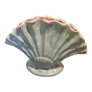 Conger Seagreen Ceramic Vase