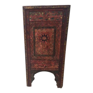 Vintage Indian Armoire