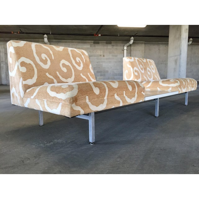 George Nelson Herman Miller Sofas With Center Tables - A Pair - Image 8 of 11