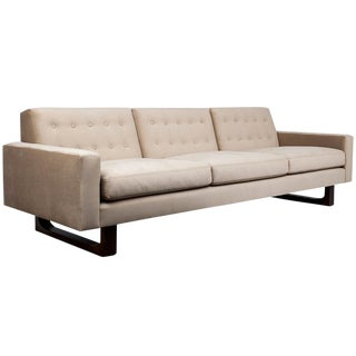 Miles Brompton Chocolate Sofa
