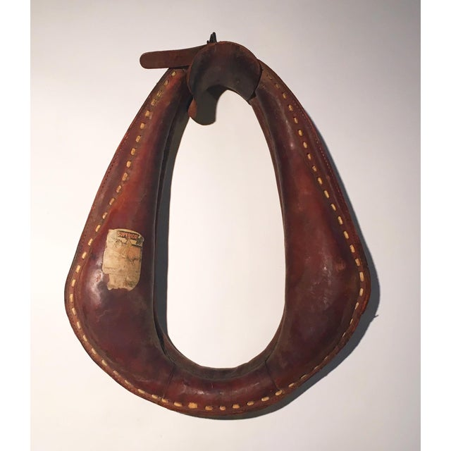 Image of Vintage Leather Horse Bridle