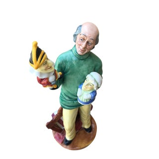 Royal Doulton Punch & Judy Man Figurine