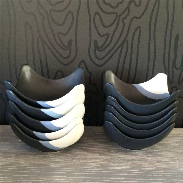 Ceramic Bowl Set - Set of 12 - Image 10 of 10