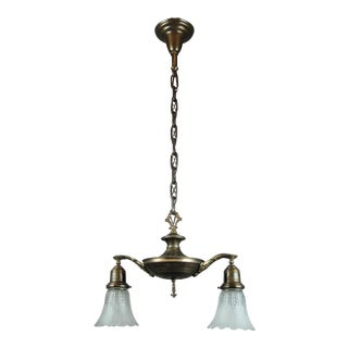 Original Pan Light Fixture (2-Light)