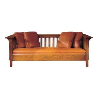 Warren Hile Studio Prairie Settle Sofa