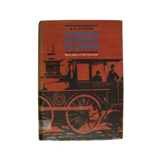 Canadian National Railways Book