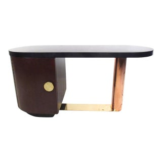 Mid-Century Modern Writing Desk in the Style of Gilbert Rohde