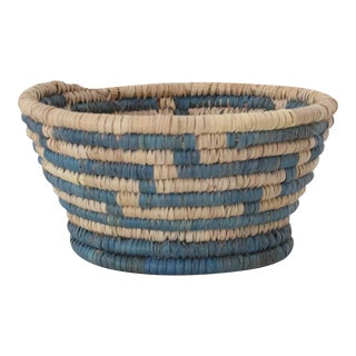 Native American Style Turquoise Basket / Catchall