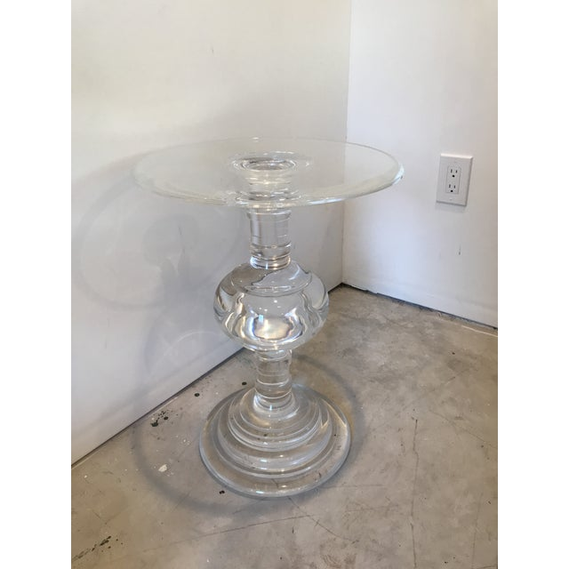 Bernhardt Furniture Modern Side Table - Image 2 of 4