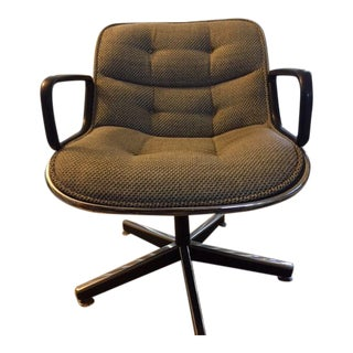 Knoll Pollock Swivel Chair