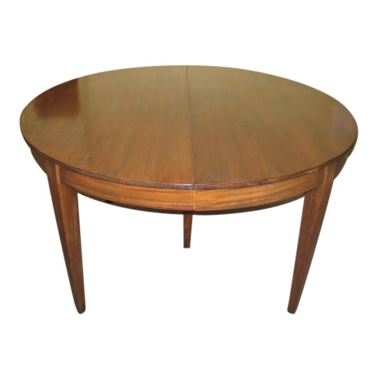 Image of Antique Extending Mahogany Dining Table