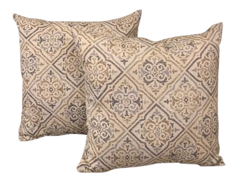 restoration hardware pillows a pair - Restoration Hardware Outdoor Furniture