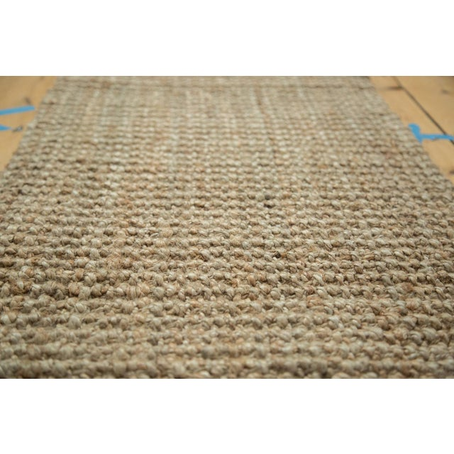 "Hand Braided Gold Entrance Mat - 2'1"" X 3'2"" - Image 2 of 2"