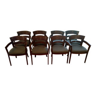 Bernhardt Dining Chairs - Set of 8
